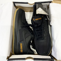 Nike Air Force 1 Low GTX Black Light Carbon BNIB PERFECT PAIRS