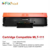 Cartridge Toner Compatible MLT-D111S 111S Samsung SL-M2020 M2022 M2070