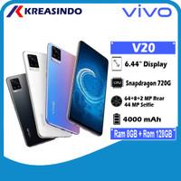VIVO V20 8/128 Ram 8GB Internal 128GB Garansi Resmi