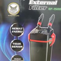Pompa aquarium EXTERNAL FILTER SAKKAI PRO EF 1500