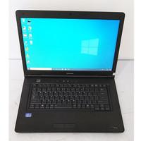 Laptop bekas Toshiba Dynabook Satellite B551 CORE I5 - HDD250 RAM4GB