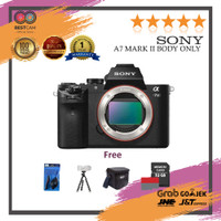 Sony Alpha a7 II BODY ONLY Mirrorless Digital Camera