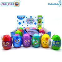 Mainan Anak - Surprise Egg / Eggs Chu Chu Tv Peek & Play Original