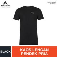 Eiger Riding X Arise Ride T-shirt - Black