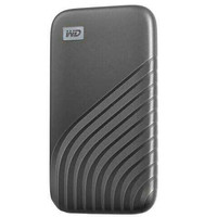 WD SSD My Passport 2TB External Portable up to 1050mb/s NVME TYPE C