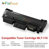 Cartridge Toner Compatible MLT-D116L D166S 116L Samsung M3015 M3065