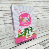 Flashcard Iqra - KONSEP Wipe & Clean Kartu Pintar Mainan Edukasi Anak