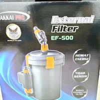Pompa aquarium EXTERNAL FILTER SAKKAI PRO EF 500