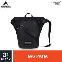 Eiger Riding Gearway Leg Bag 3L - Black
