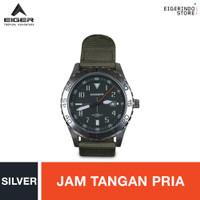 Eiger Riding Clady Watch - Silver