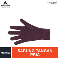 Eiger WS Knitted Gloves - L
