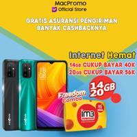 Advan G9 Pro 6/64GB Bundle Indosat Garansi Resmi Advan