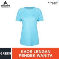 Eiger WS Apricity T-shirt - Green