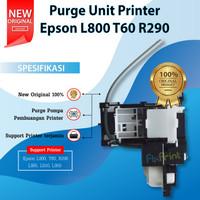 Pompa Purge Epson L800 L805 Caping Assy Ink System Pembuangan T60 L850