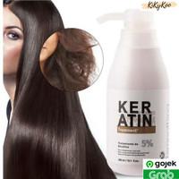 keratin treatment rambut brazilian 300ml