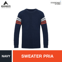 Eiger Ridley Sweater - Navy