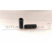 Baut L Tanam 10x30 mm Hitam Baja - Socket set screw 1pcs