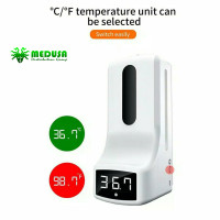 K9 Infrared Thermometer Non Contact + Hand Sanitizer Garansi 6 Bulan