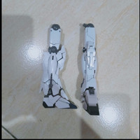 [2ndPart] MG 1/100 Leg Unicorn Full Armor ver KA Daban no OVA Bandai