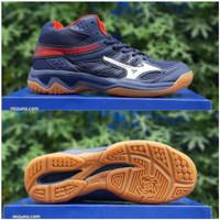 sepatu basket mizuno sepatu volly badminton original size 39-46