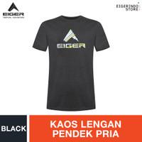 Eiger Upland MT T-shirt - Black