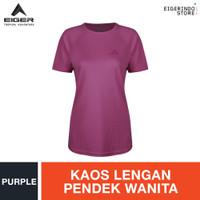 Eiger WS Apricity T-shirt - Purple