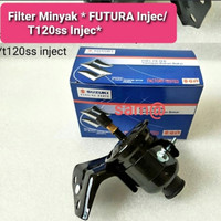 Fuel filter Futura Injection-T120ss injection