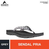 Eiger Tomahawk Pinch Pattern 1 Sandals - Grey