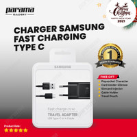 Charger Samsung FastCharging Type C Original for S8 S9 S10 note 8/9