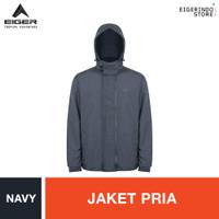 Eiger Triple Jacket Mens - Navy
