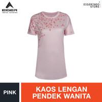 Eiger WS X Solivagant T-shirt - Pink