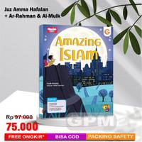 Buku Anak Belajar Islam : AMAZING ISLAM (Gema Insani)