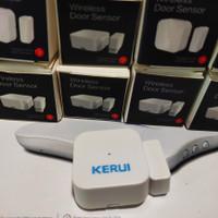 Magnet Sensor KERUI D029 Alarm Pintu Jendela Alarm system