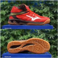 sepatu volly mizuno sepatu badminton premium original size 39-45