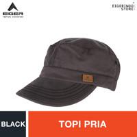 Eiger Universal Soldier Caps - Black L