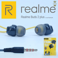HANDSFREE HEADSET HF EARPHONE REALME BUDS 2 PLUS