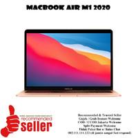 Macbook Air 2020 M1 Chip MGND3 13inch 256gb 8gb 8/256gb - Gold