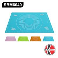 SBM6040 Alas Adonan Baking / Silicone Baking Mat 60x40cm Fancy