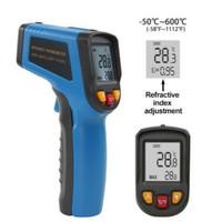 Termometer Tembak Digital Laser Infrared-thermogun-ukur suhu objek1