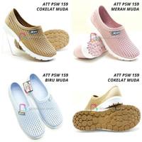 GROSIR MURAH ATT PSW 159 (SIZE: 37 - 40) Sepatu Wanita Dewasa