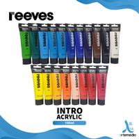 Cat Akrilik Reeves Intro 100ml Acrylic Paint Color