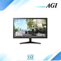 Monitor LED Gaming LG 24GL600 24GL600F 24 1920x1080 144hz 1ms TN HDMI