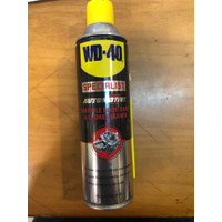 WD 40 carburator cleaner