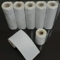 Label Sticker Thermal 58MM x 6M Printer Bluetooth Panda 58B-58D 10Roll