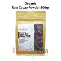 Organic Raw Cacao Powder 500 gr