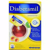 Diabetamil sweetener 50sachet