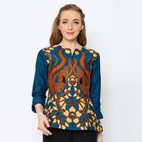 Blouse Batik Adinata Tisa Theo