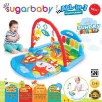 Sugar Baby All in 1 Piano Playmat |Alas Main Bayi|Playgym