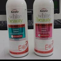 Nutrafor white beauty handbody lotion 90ml