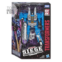 HASBRO, Transformers WFC Siege Voyager Thundercracker (WFC-S39)